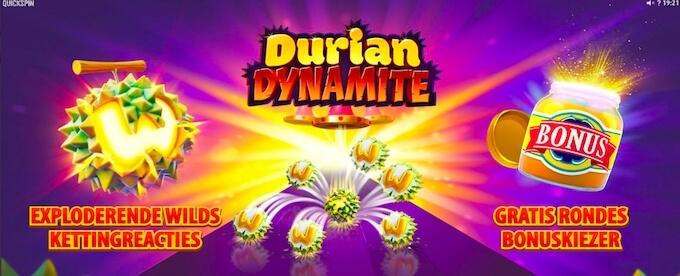 Durian Dynamite gokkast