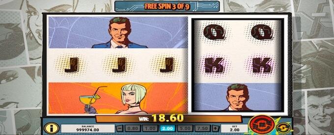 Free Spins Agent Destiny