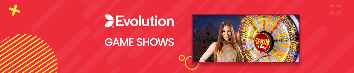 Evolution Game Shows