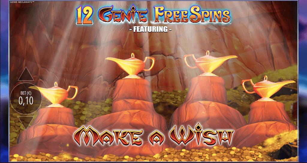 Genie Free Spins