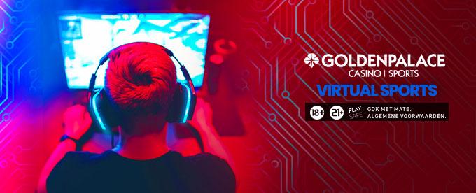 Golden Palace Virtual Sports