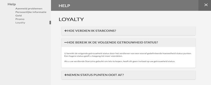 StarCasino FAQ