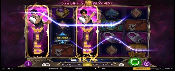 Street Magic gokkast