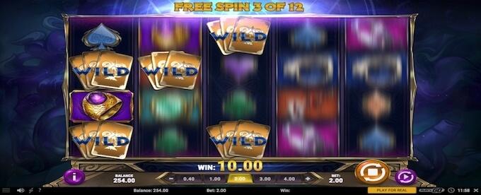 Street Magic gokkast gratis spins