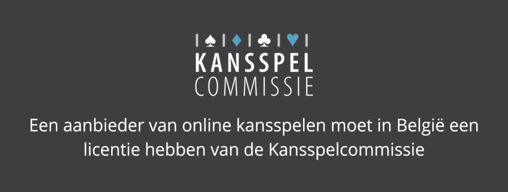 Alleen online casino's met een vergunning van de Kansspelcommissie mogen wettelijk kansspelen aanbieden in België. Enkel bij deze aanbieders is het legaal om te spelen!