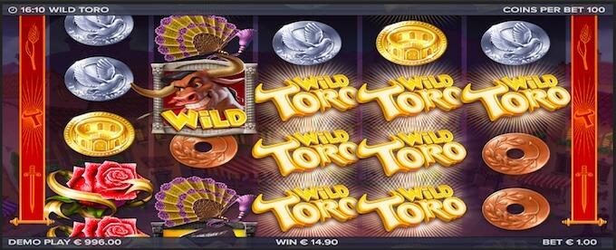 Toro Walking Wild Feature